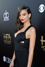 Emily Ratajkowski – 2014 Hollywood Film Awards