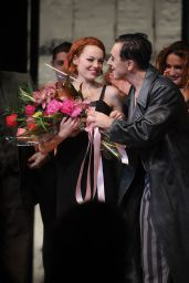 Emma Stone - Curtain Call for Broadway