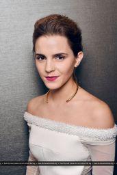 Emma Watson - BAFTA Portraits - October 2014