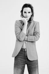 Emma Watson - Photoshoot for Elle Magazine (UK) December 2014