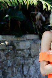 Erin Holland - Swarovski Garden Party Collection Launch in Sydney - November 2014