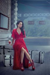 Eva Green - Campari Calendar 2015 Photoshoot