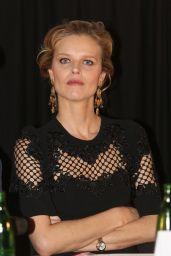 Eva Herzigova at Press Conference for