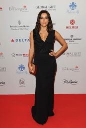 Eva Longoria on red Carpet - The Global Gift Gala in Londo, November 2014
