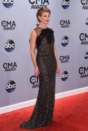 Faith Hill - 2014 CMA Awards in Nashville