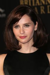 Felicity Jones - 2014 BAFTA Los Angeles Jaguar Britannia Awards in Beverly Hills