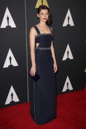 Felicity Jones - AMPAS 2014 Governors Awards in Hollywood