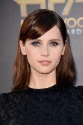 Felicty Jones – 2014 Hollywood Film Awards
