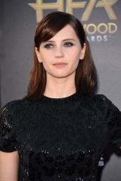 Felicty Jones – 2014 Hollywood Film Awards