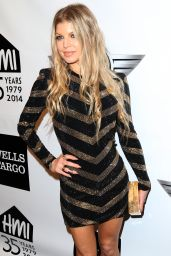 Fergie Duhamel - 2014 Emery Awards at Cipriani Wall Street New York City