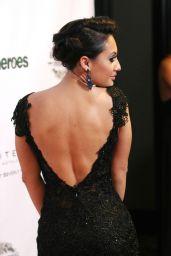 Francia Raisa - 2014 Unlikely Heroes Awards Dinner And Gala in Los Angeles