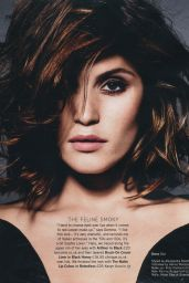Gemma Arterton - Glamour Magazine (UK) December 2014 Issue