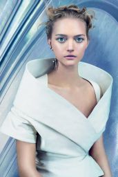Gemma Ward  - Vogue Magazine (Australia) December 2014 Photos
