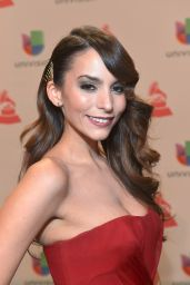 Genesis Rodriguez - 2014 Latin GRAMMY Awards in Las Vegas