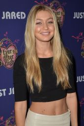 Gigi Hadid – Just Jared's Homecoming Dance presented by Ever After High, November 2014