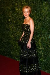 Gillian Anderson - 2014 London Evening Standard Theatre Awards