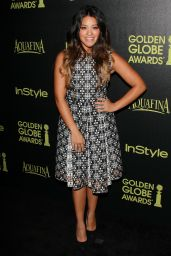 Gina Rodriguez – HFPA and InStyle's Celebration of the 2015 Golden Globe Award Season in West Hollywood