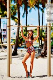 Grace Elizabeth - Cosmopolitan Magazine (Australia) - December 2014 Issue