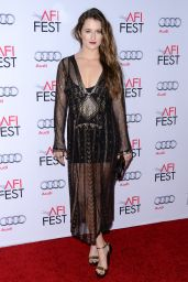 Grace Gummer – 'The Homesman' Premiere in Hollywood – AFI FEST 2014