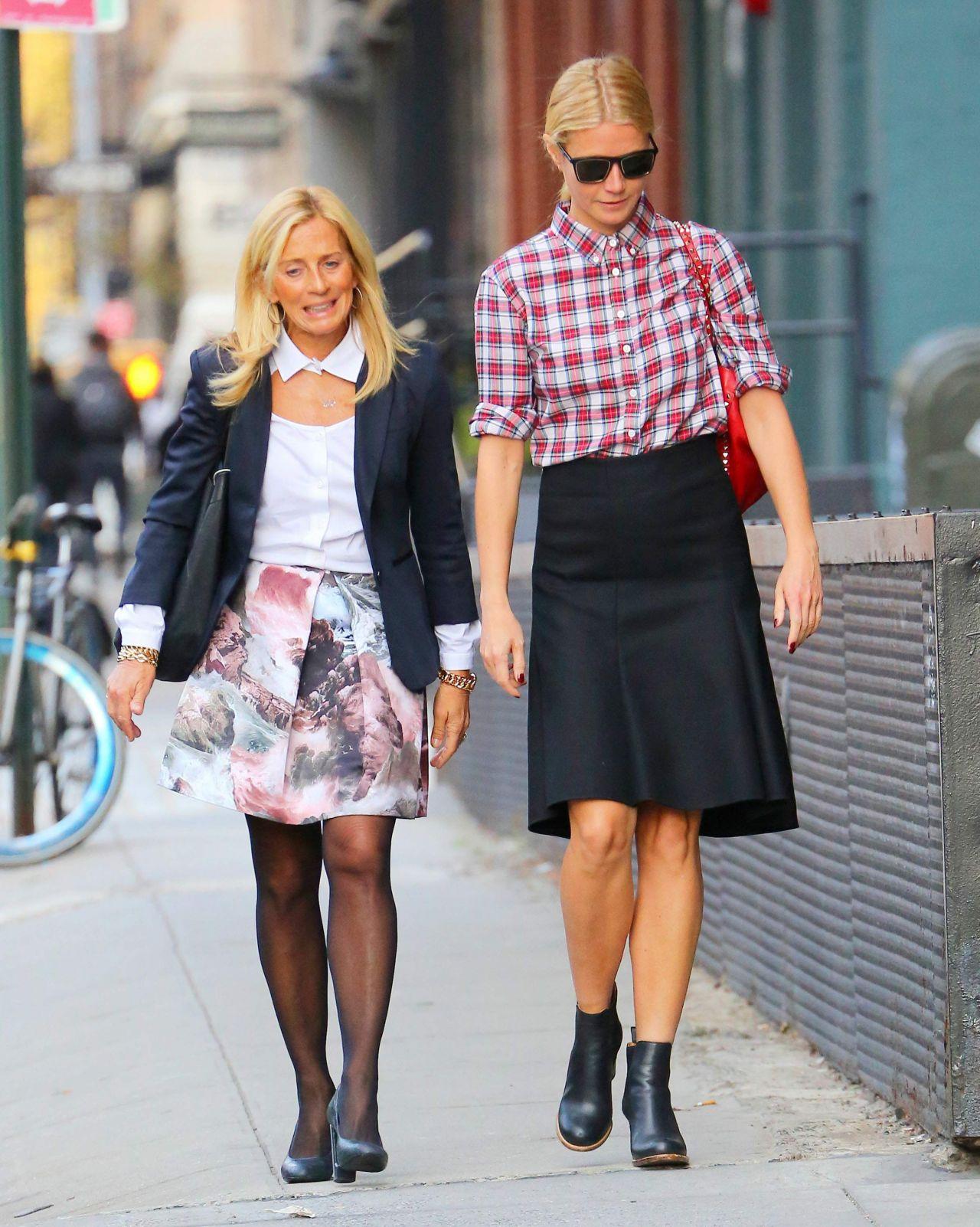 Gwyneth paltrow street style 2014