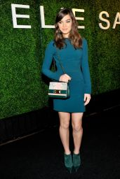 Hailee Steinfeld – ELIE SAAB Party in Los Angeles, November 2014