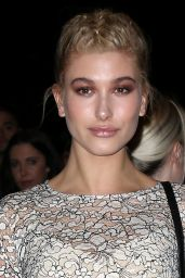 Hailey Baldwin - Topshop Topman New York City Flagship Opening Dinner