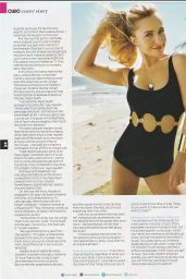 Hayden Panettiere - Cleo Magazine (New Zealand) November 2014 Issue