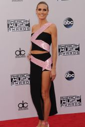 Heidi Klum - 2014 American Music Awards in Los Angeles