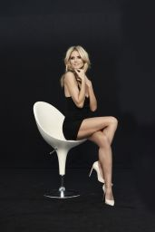 Heidi Klum - ad Campaign for Sharper Image 2014