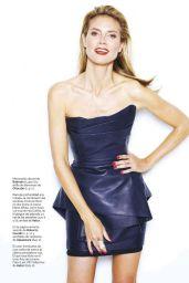 Heidi Klum - Moda Magazine (Germany) - October 2014