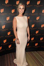 Helen Skelton - 2014 RTS Awards in Manchester