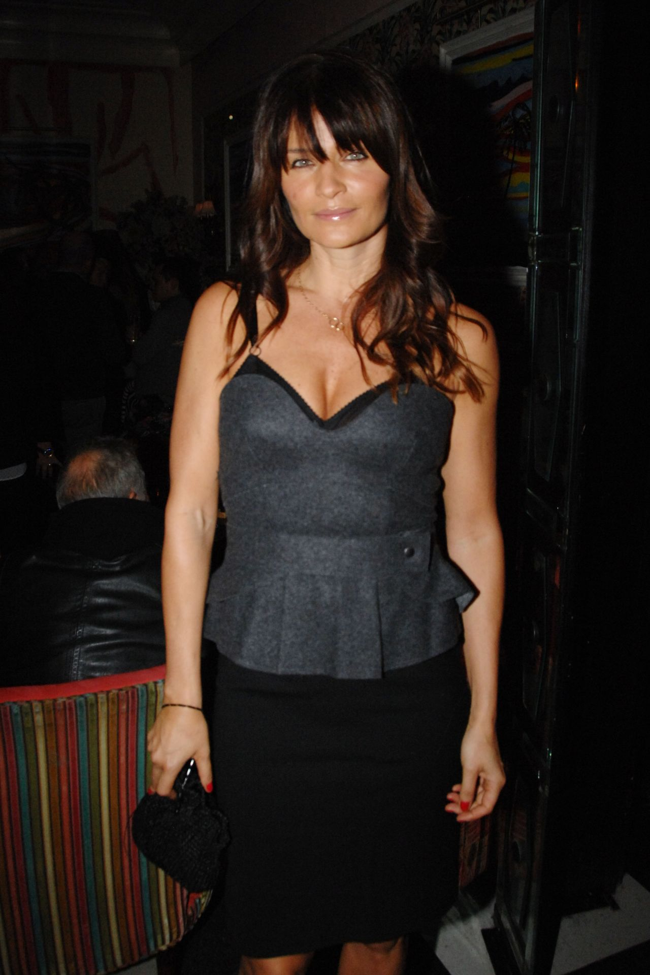 Helena Christensen - Launch of Issue 2 of Reserved Magazine in New York City