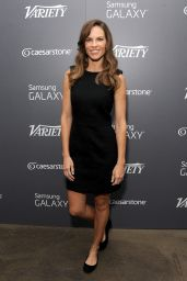 Hilary Swank - Variety Studio Actors On Actors Presented by Samsung Galaxy (day 2), Nov. 2014