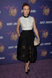 Holland Roden – Just Jared's Homecoming Dance presented by Ever After High, November 2014