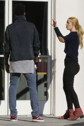 Iggy Azalea Booty - Out in Los Angeles, November 2014