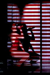 Iggy Azalea & Jennifer Lopez Performs at 2014 American Music Awards in Los Angeles