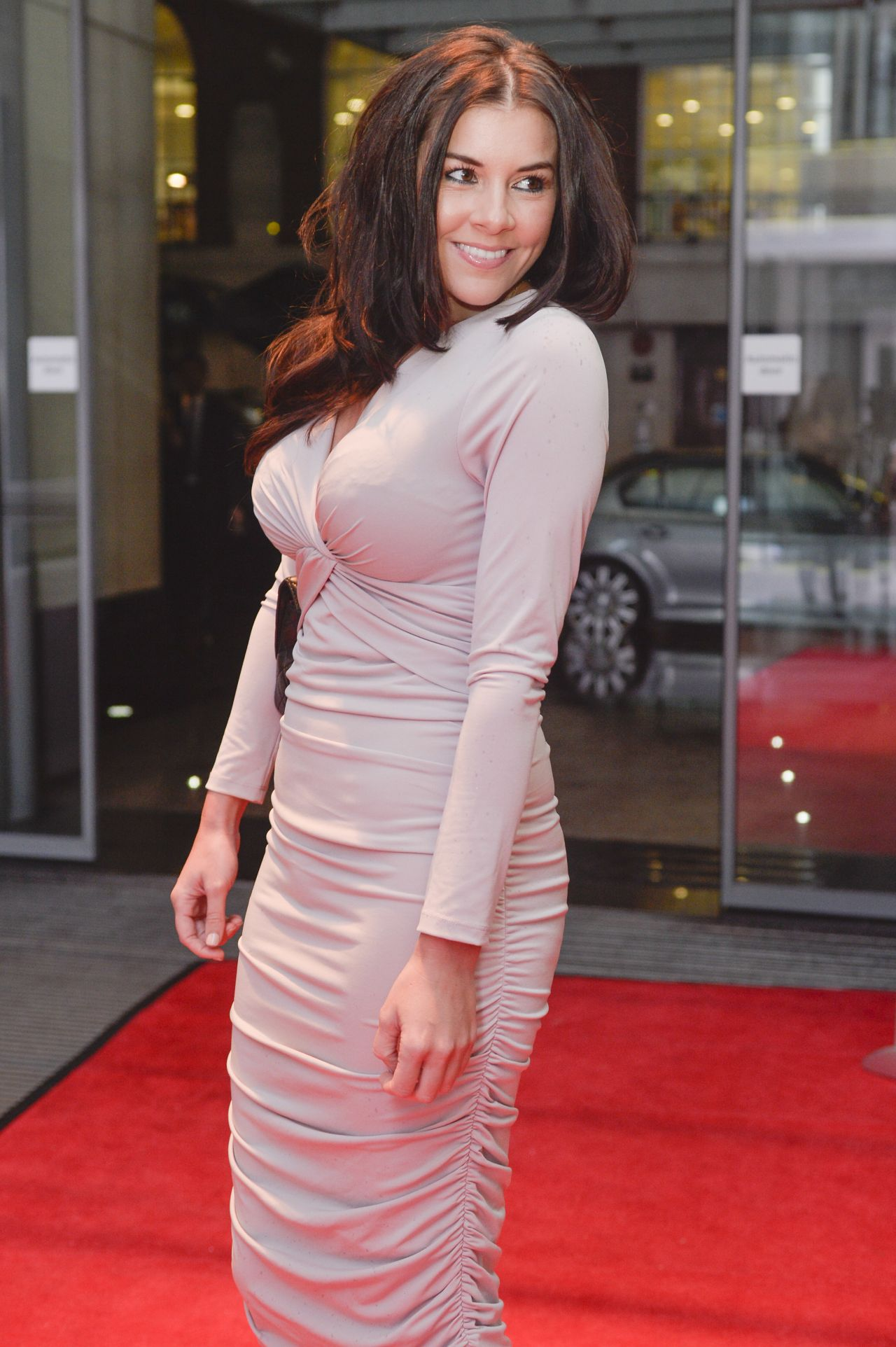 Imogen Thomas - Nightrider Launch Party in London - November 2014