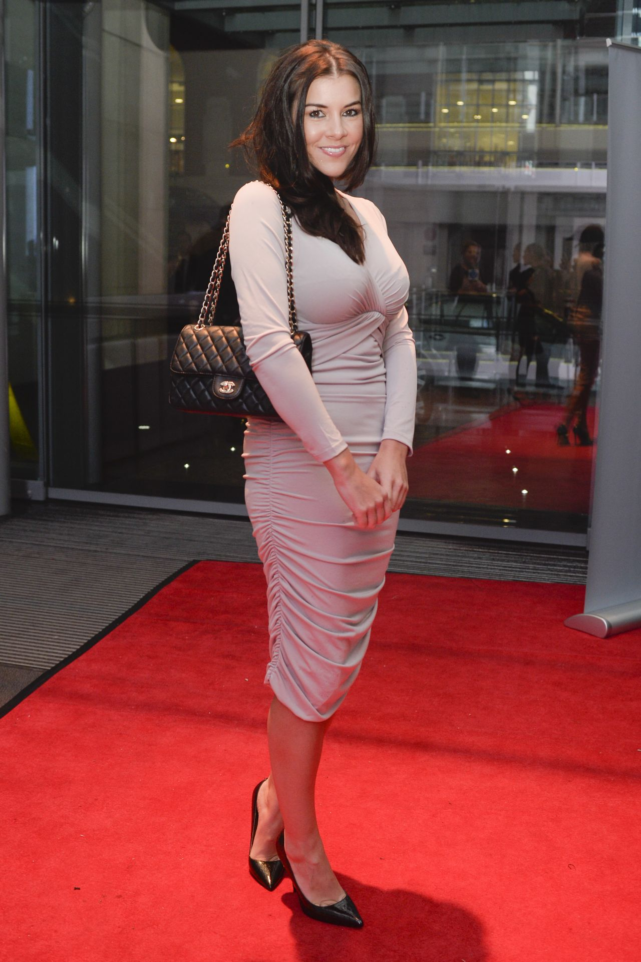 Imogen thomas nightrider launch party in london november 2014