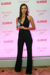 Irina Shayk -2014 Glamour Women of the Year Awards in Moscow