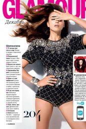 Irina Shayk - Glamour Magazine (Russia) - December 2014 Issue
