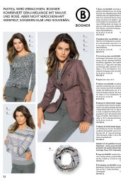 Isabeli Fontana - Peter Hahn Fall/Winter 2014 Catalog