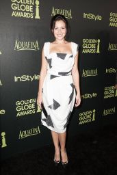 Italia Ricci – HFPA & InStyle Celebrate 2015 Golden Globe Award Season in West Hollywood