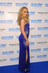 Iveta Lukosiute – 2014 SeriousFun Gala – Roundhouse in London