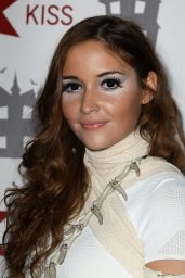 Jacqueline Jossa - KISS FM 2014 Haunted House Party in London
