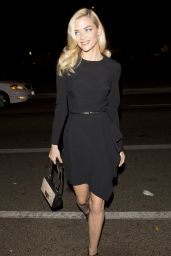 Jaime King Night Out Style - at