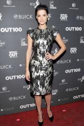 Jaimie Alexander - OUT100 2014 Awards at Stage 48 in New York City