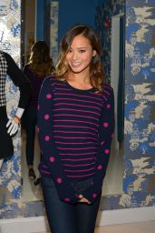 Jamie Chung - Photoshoot for C Wonder Flatiron Store in New York City