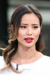 Jamie Chung Style - On the Wet of