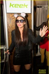 Janel Parrish - 2014 Just Jared Halloween Party