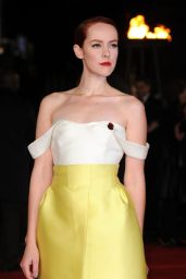 Jena Malone – 'The Hunger Games: Mockingjay Part 1′ Premiere in London